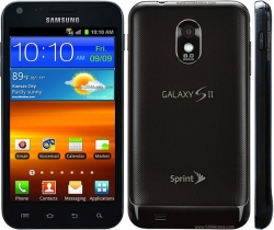 سامسونج Galaxy S II Epic 4G Touch